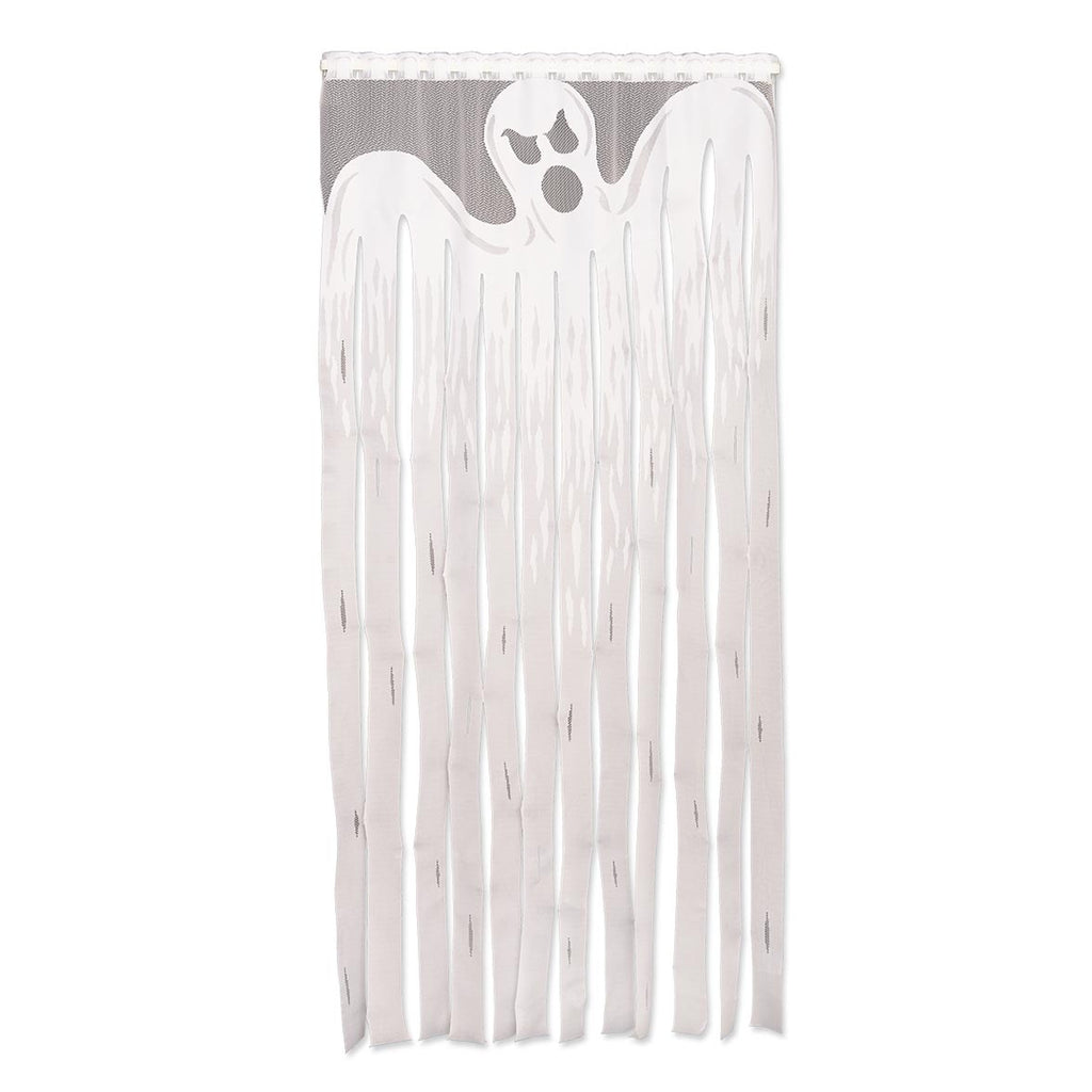 Halloween GHOST STREAMER PANEL Polyester Made In Usa 7070W