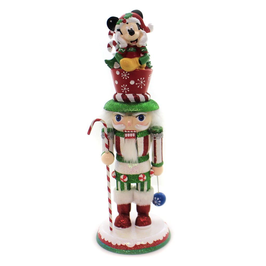 Christmas MICKEY NUTCRACKER Wood Christmas Dn6166l