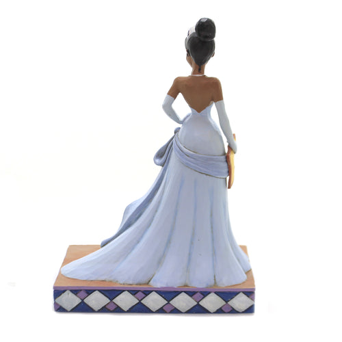 Jim Shore ENCHANTING ENTREPRENEUR Polyresin Tiana Disney Princess 6002821