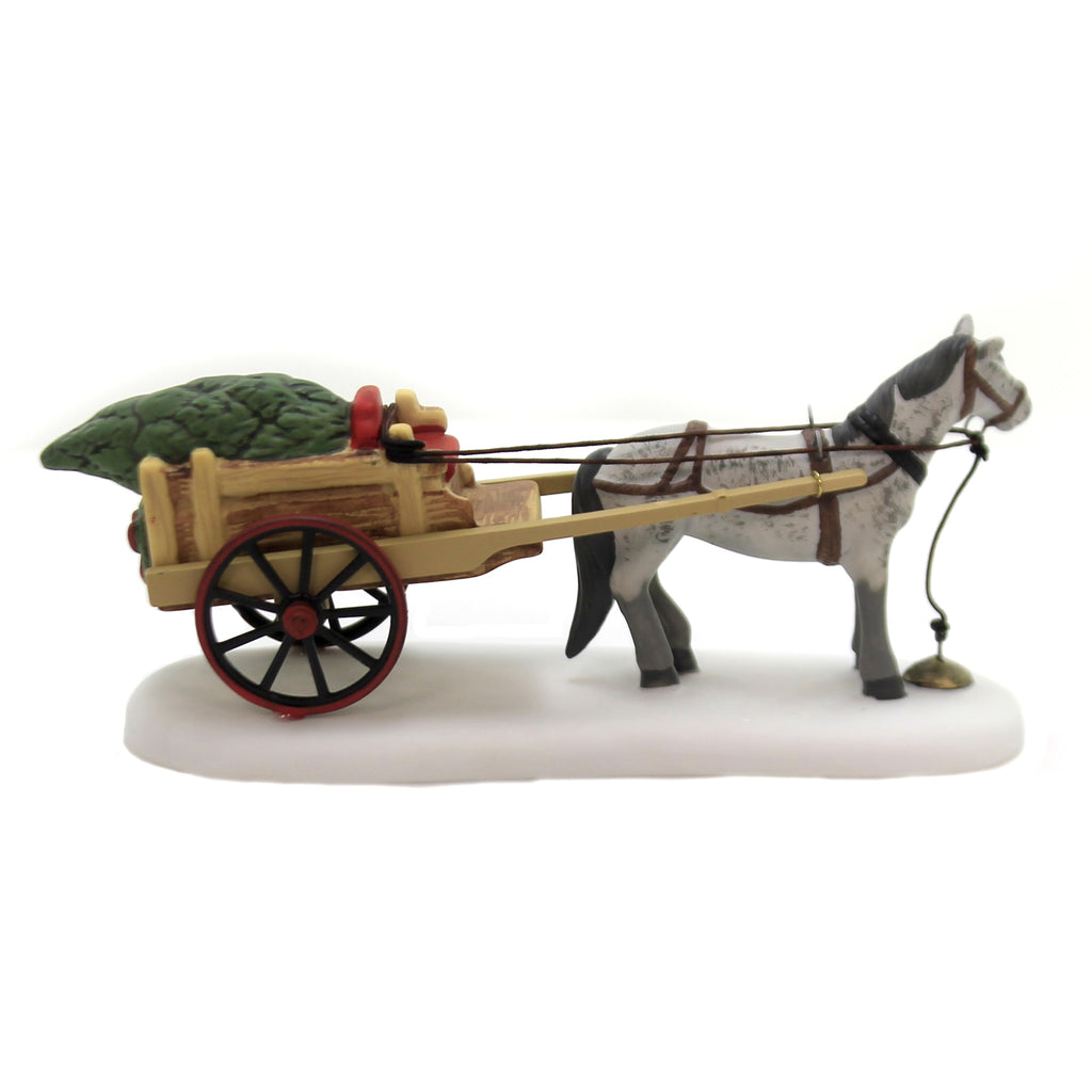 Department 56 Accessory CHRISTMAS DELIVERY New England Village 6003103