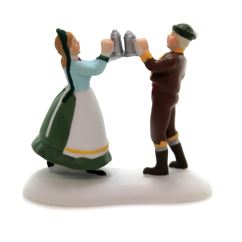 Department 56 Accessory PROST! Porcelain Alpine Village Cheers 6003051