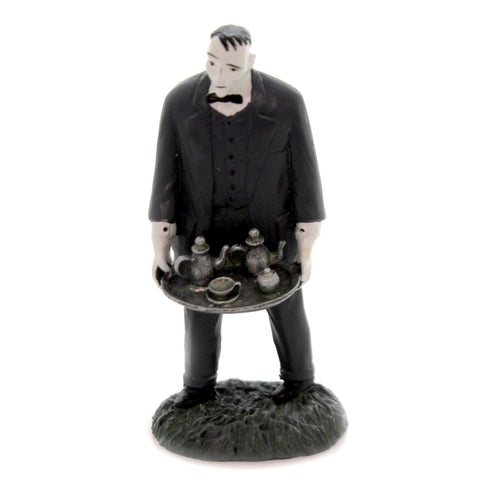 Department 56 Accessory LURCH, THE BUTLER Polyresin The Addams Family 6002950