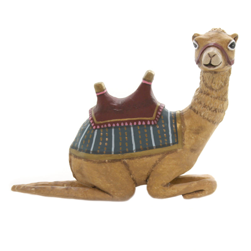 Lori Mitchell CAMEL Polyresin Christmas Nativity Animal 11161