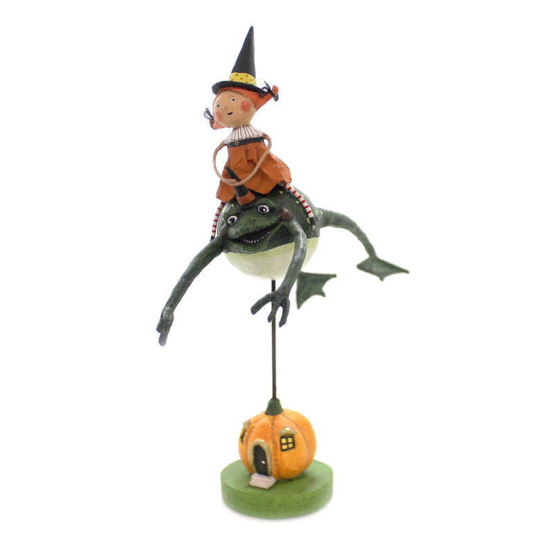 Lori Mitchell JEEPERS CREEPERS Polyresin Halloween 11154