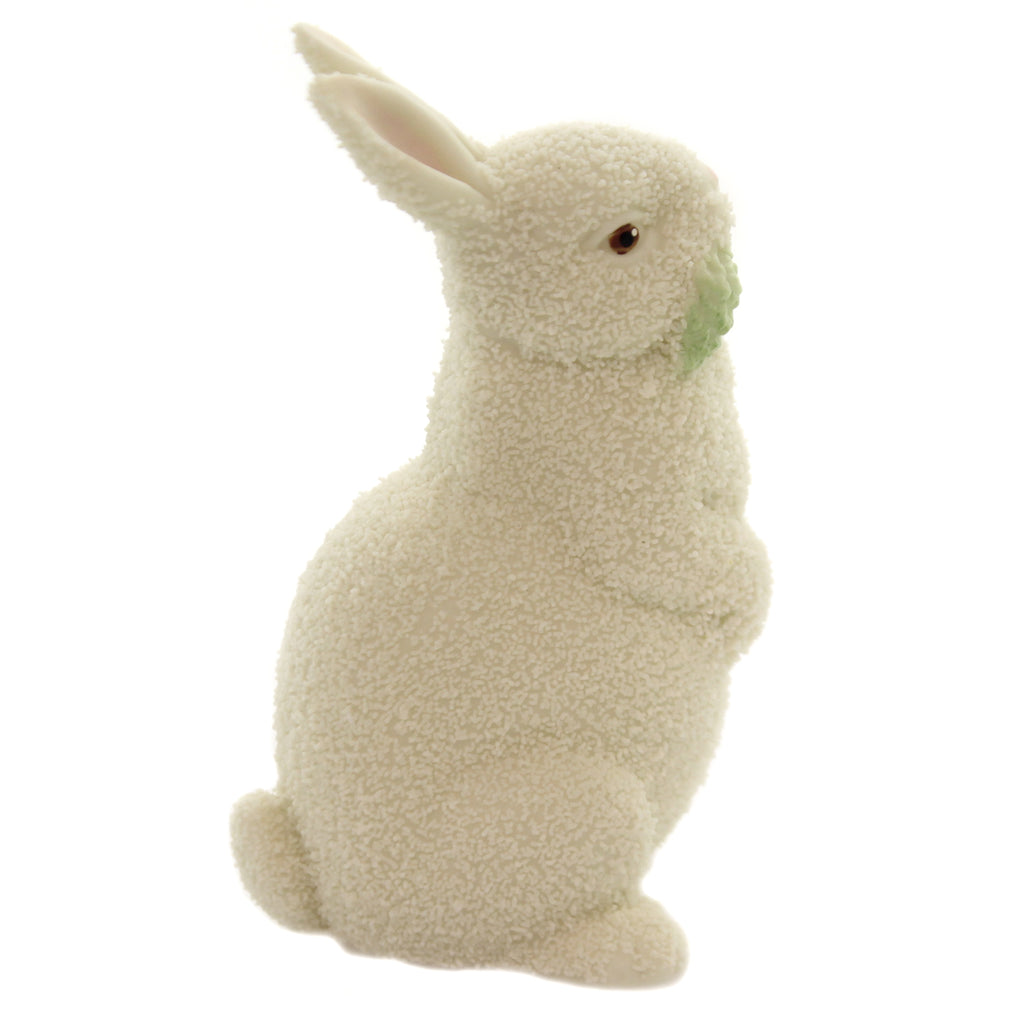 Department 56 Snowbunnies EASTER 1996 LARGE RABBIT Carrot Bunny Easter 27650
