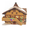 Department 56 House KAMM HAUS Porcelain Alpine Village 56171