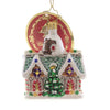 Christopher Radko SWEET INVITATION Glass Gen Ornament Gingerbread Sweet 1019741