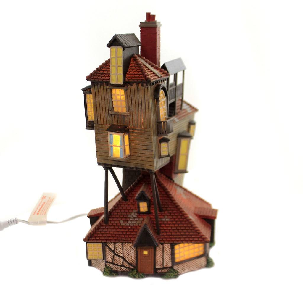 Department 56 House THE BURROW Polyresin Harry Potter 6003328
