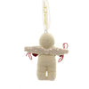 Dept 56 Snowbabies ANGEL OF HEART ORNAMENT Porcelain Love Valentine 6003529
