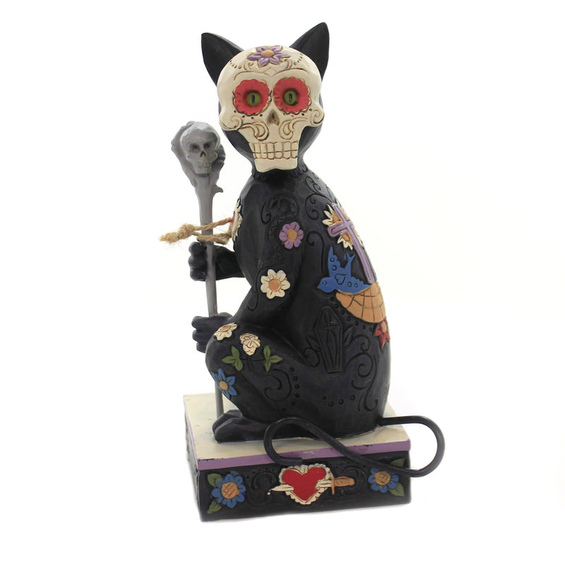 Jim Shore SOULS REMEMBERED Polyresin Day Of The Dead 6004327