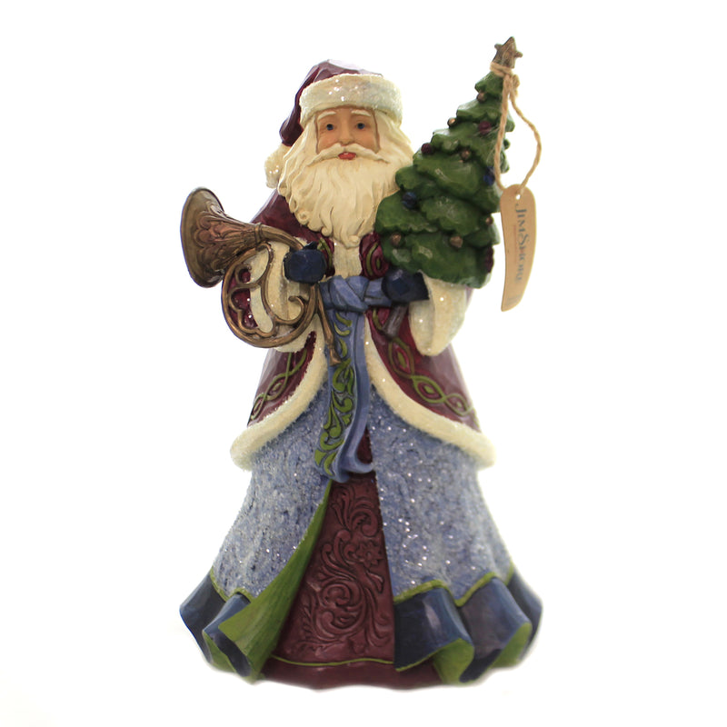 Jim Shore SOUNDS & SIGHTS SURE TO DELIGHT Polyresin Victorian Christmas 6004179
