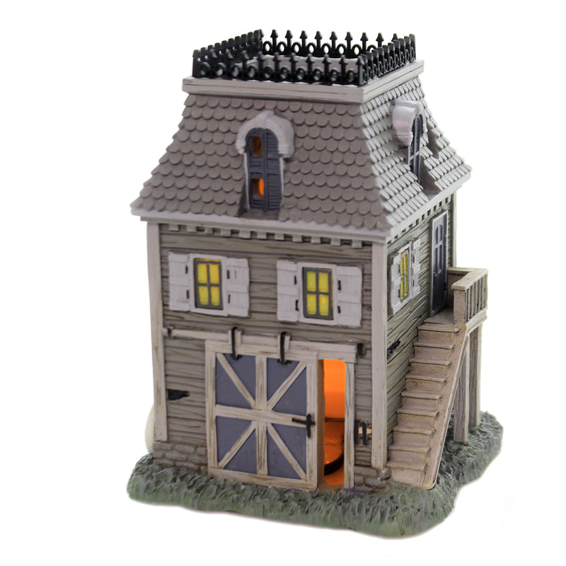 Department 56 House THE ADDAMS FAMILY CARRIAGE HOUSE Charles Addams 6004825