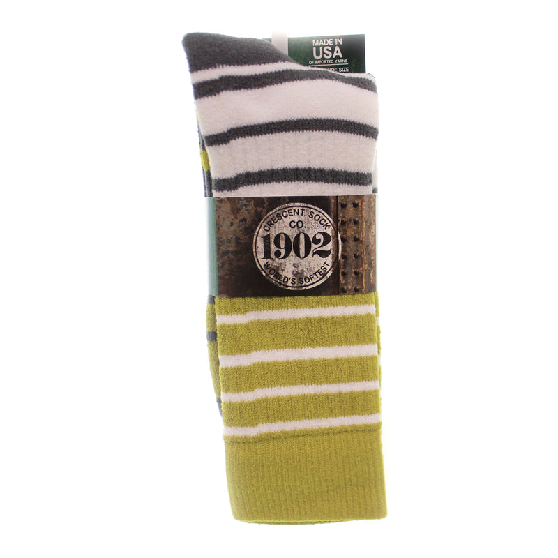Apparel WILLOW MULTI CREW SOCK Fabric Worlds Softest Mens 190204366