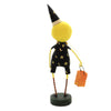 Lori Mitchell MAN IN THE MOON Polyresin Halloween 11159