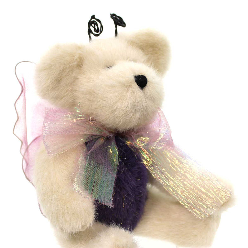 Boyds Bears Plush Flora B Flutterby Teddy Bear