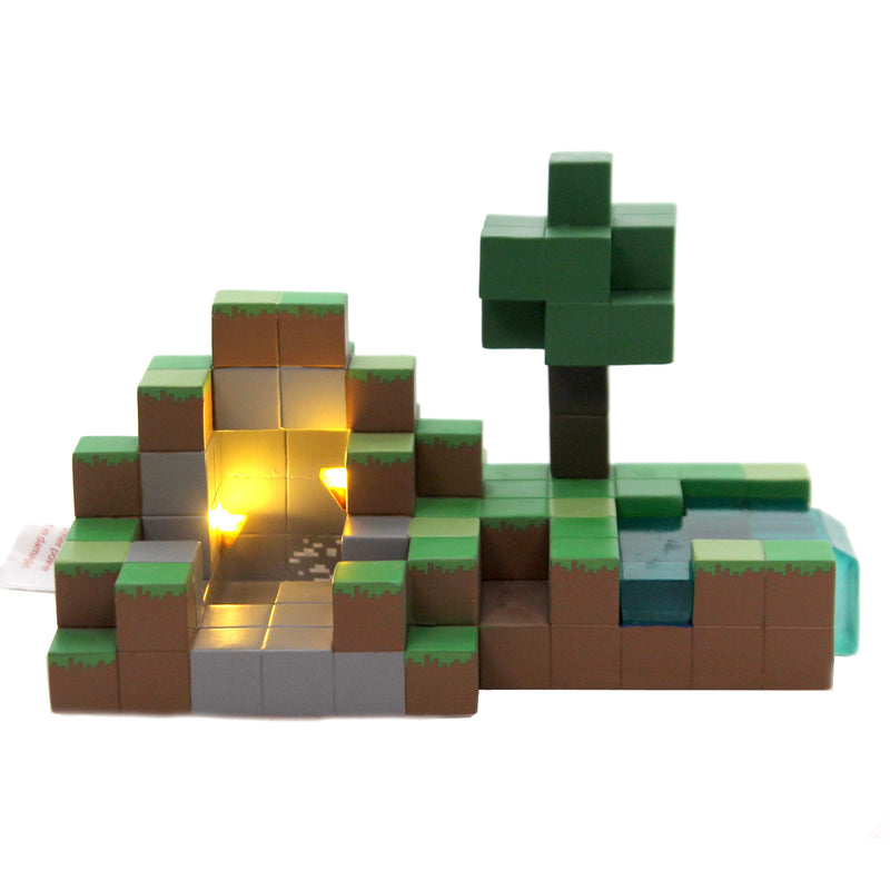 Department 56 House MINE CRAFT DIAMOND MINE World Of Minecraft 6004993