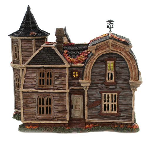 Department 56 House 1313 MOCKINGBIRD LANE Polyresin Spooky 6005631