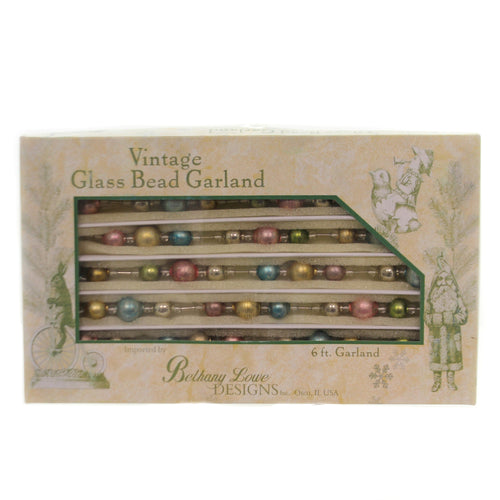 Christmas Multi Color Pastel Garland Easter - LG0671