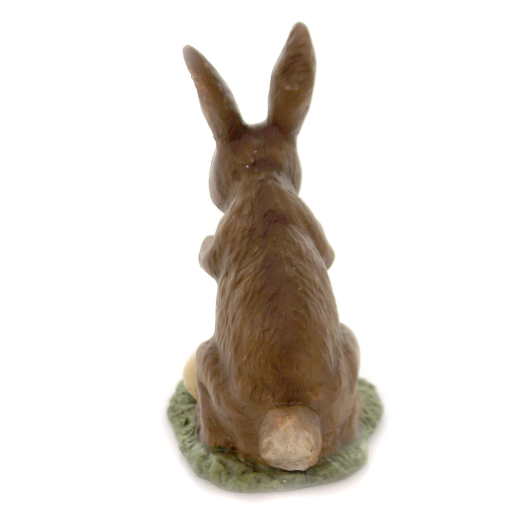 Easter BUNNY & EGGS Polyresin Holiday Td3010