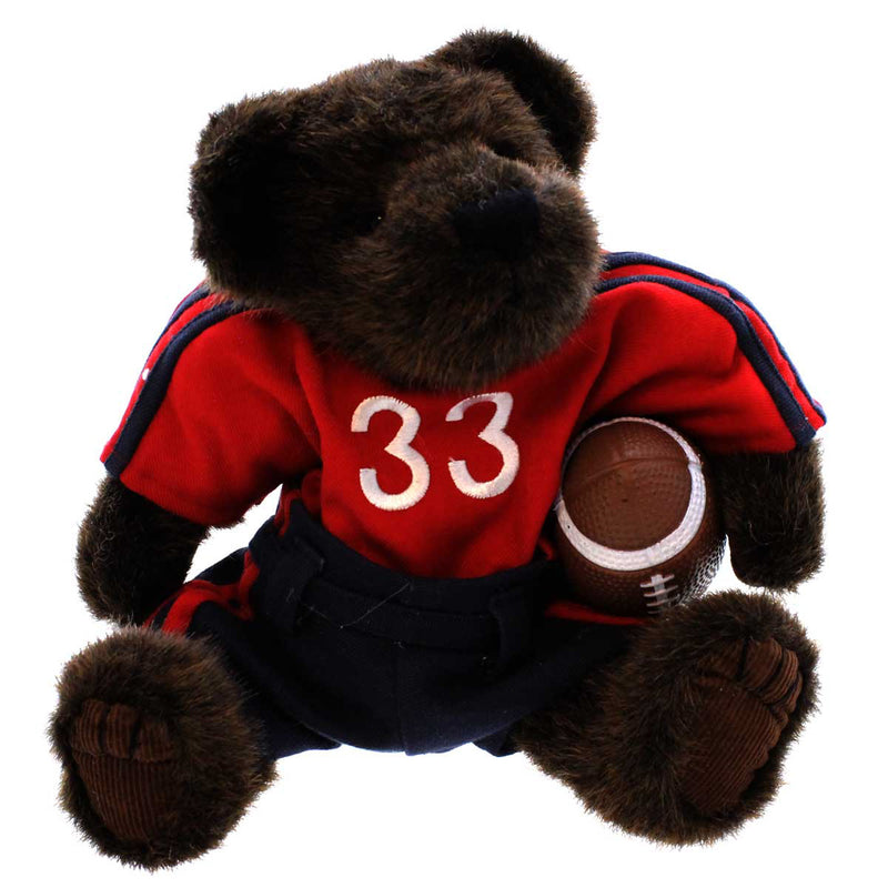Boyds Bears Plush T D Gridiron Plush