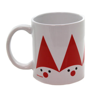 Tabletop TOMTE TREES MUG Ceramic Christmas 19005