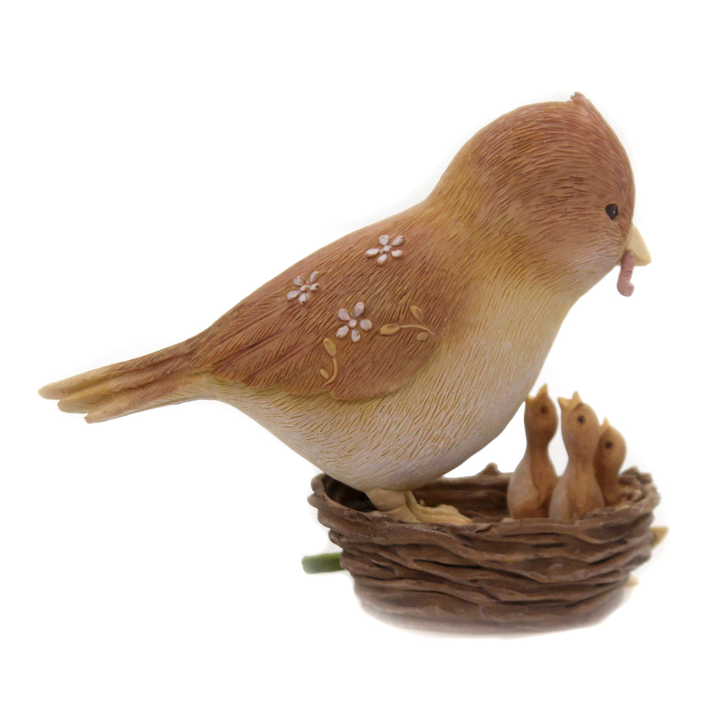 Foundations CARING BIRD Polyresin Ones You Love 6005235