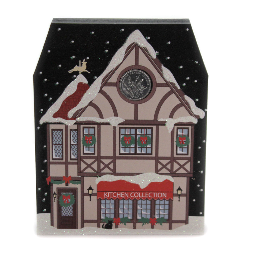 Cats Meow Village NORTH POLE KITCHEN COLLECTION Limited Edition  Christmas 19921