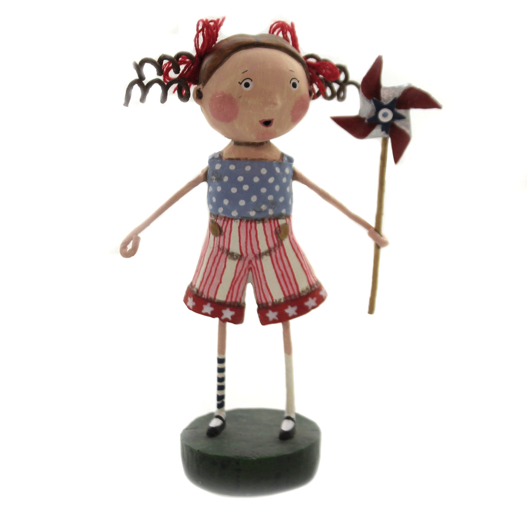 American Belle 12277. Lori Mitchell Figurines - SBKGIFTS.COM - SBK Gifts Christmas Shop Cincinnati - Story Book Kids