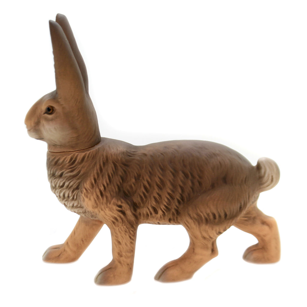 Brown Easter Hare 95031 Marolin Figurines - SBKGIFTS.COM - SBK Gifts Christmas Shop Cincinnati - Story Book Kids