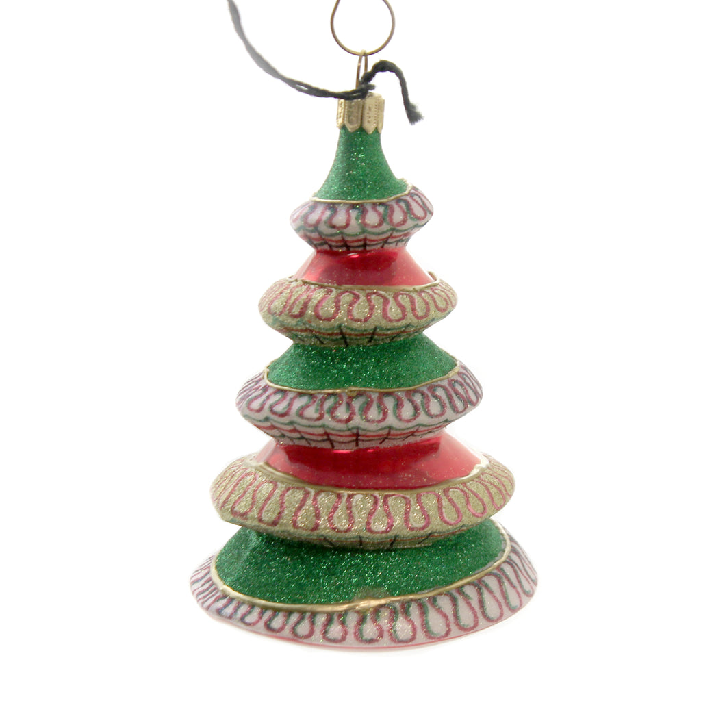 Ribbon Candy Tree Zkp2660rb Joy To The World Glass Ornaments - SBKGIFTS.COM - SBK Gifts Christmas Shop Cincinnati - Story Book Kids