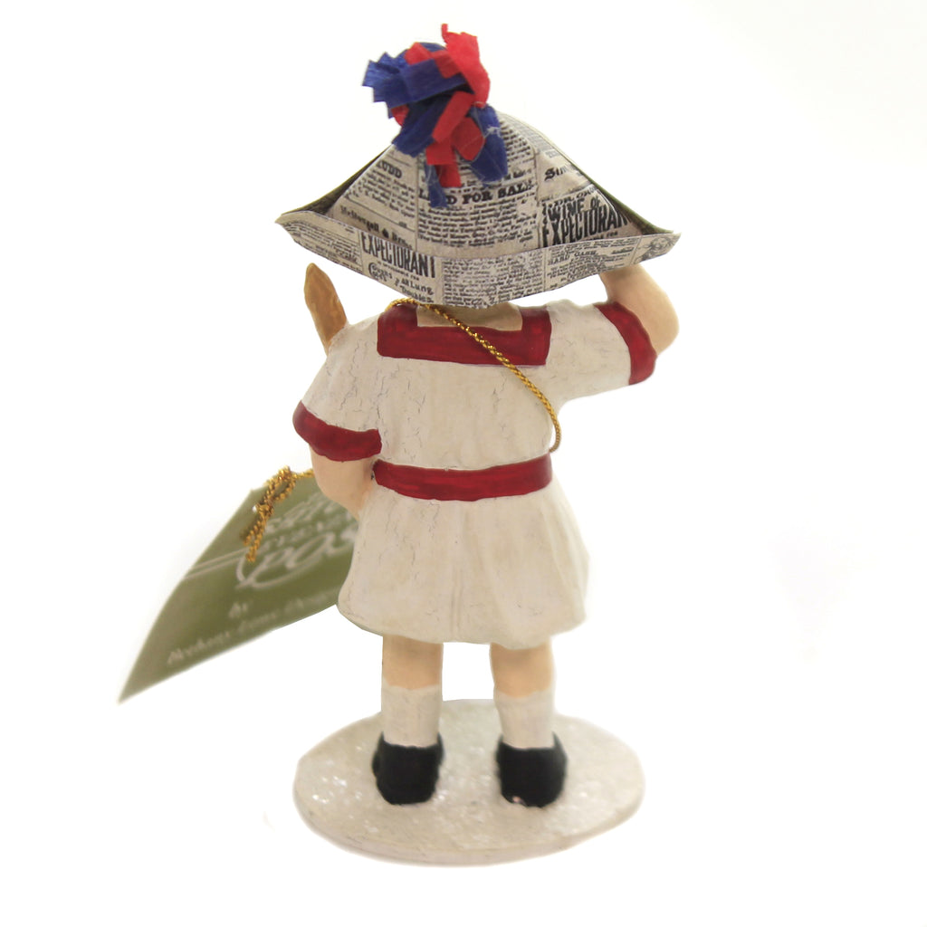 I Pledge Allegiance Boy Cp9176 Patriotic Figurines - SBKGIFTS.COM - SBK Gifts Christmas Shop Cincinnati - Story Book Kids