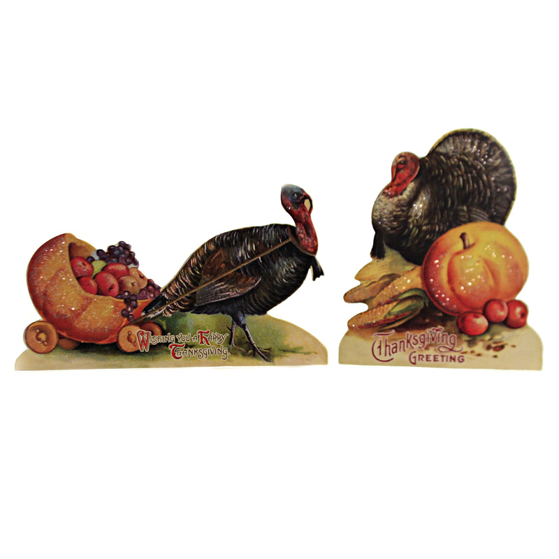 Turkey Dummy Boards Rl6846 Thanksgiving Signs And Plaques - SBKGIFTS.COM - SBK Gifts Christmas Shop Cincinnati - Story Book Kids