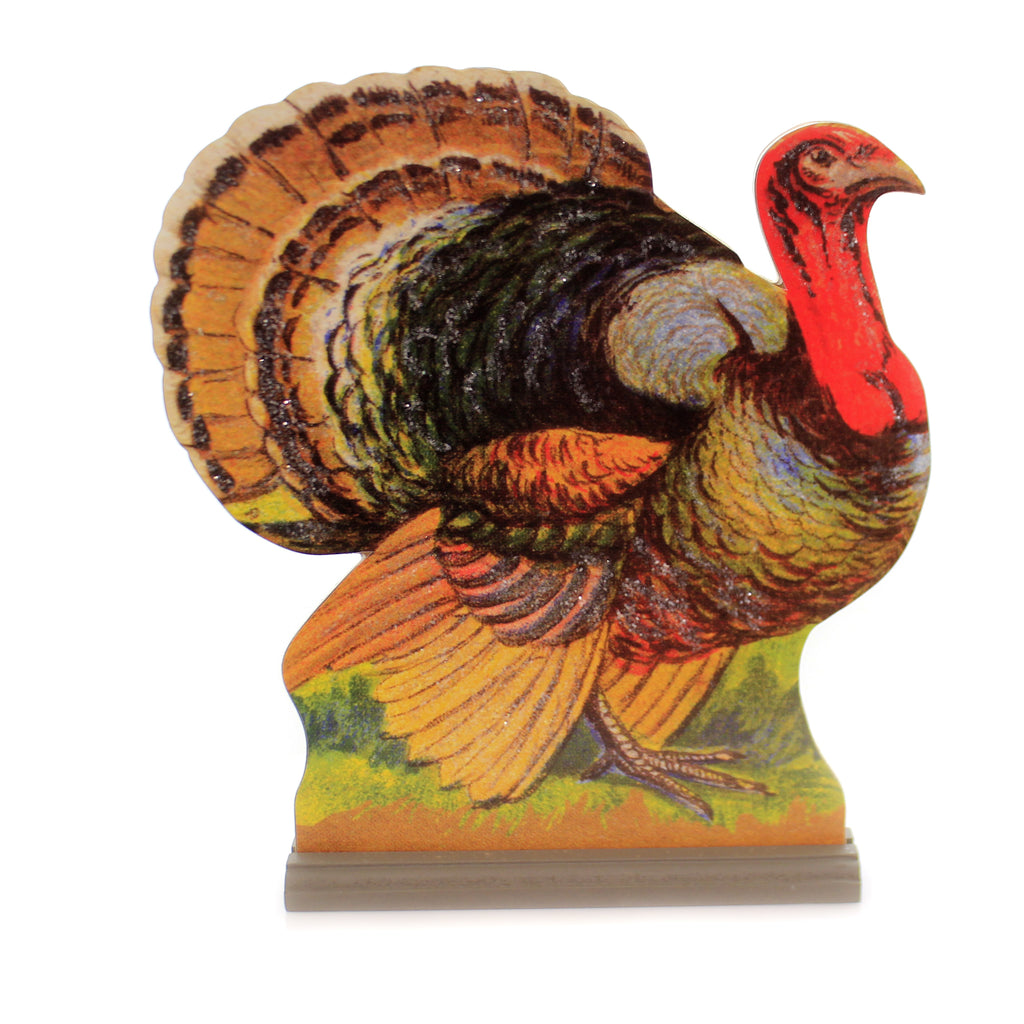 Turkey Centerpiece Dummy Board Rl9182 Thanksgiving Signs And Plaques - SBKGIFTS.COM - SBK Gifts Christmas Shop Cincinnati - Story Book Kids