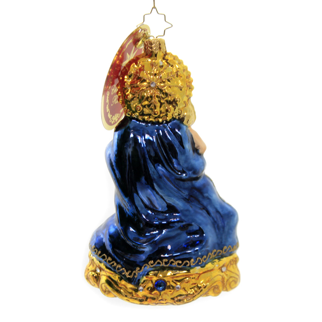 A Divine Miracle 1020362 Glass Ornaments - SBKGIFTS.COM - SBK Gifts Christmas Shop Cincinnati - Story Book Kids