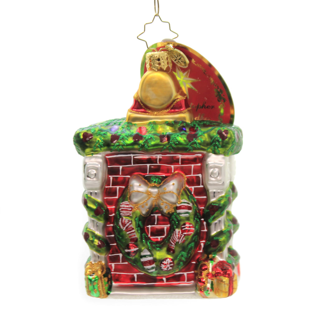 Unpacking The Holidays 1020217 Glass Ornaments - SBKGIFTS.COM - SBK Gifts Christmas Shop Cincinnati - Story Book Kids
