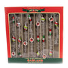 Hs Tinsel W/ Bead Garland 4027725. Shiny Brite Garlands And Tree Trimmings - SBKGIFTS.COM - SBK Gifts Christmas Shop Cincinnati - Story Book Kids