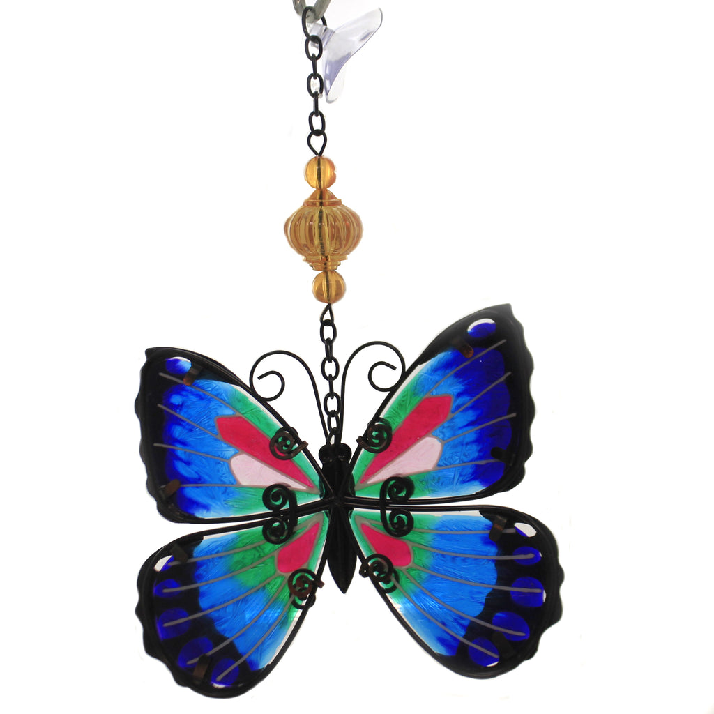 Sun Catcher Butterfly 11912 Home Decor Home Decor - SBKGIFTS.COM - SBK Gifts Christmas Shop Cincinnati - Story Book Kids