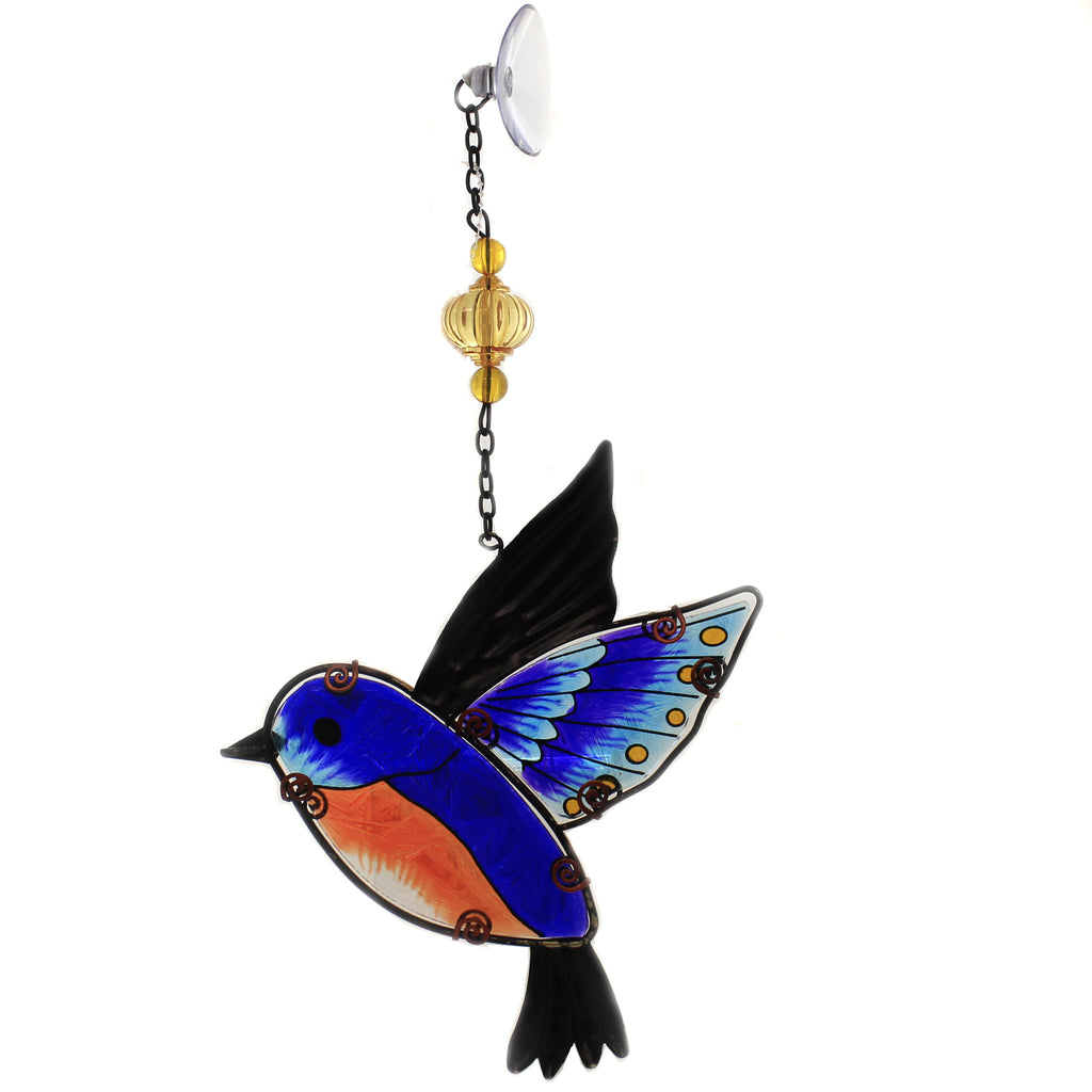 Bluebird Sun Catcher 11907 Home Decor Home Decor - SBKGIFTS.COM - SBK Gifts Christmas Shop Cincinnati - Story Book Kids
