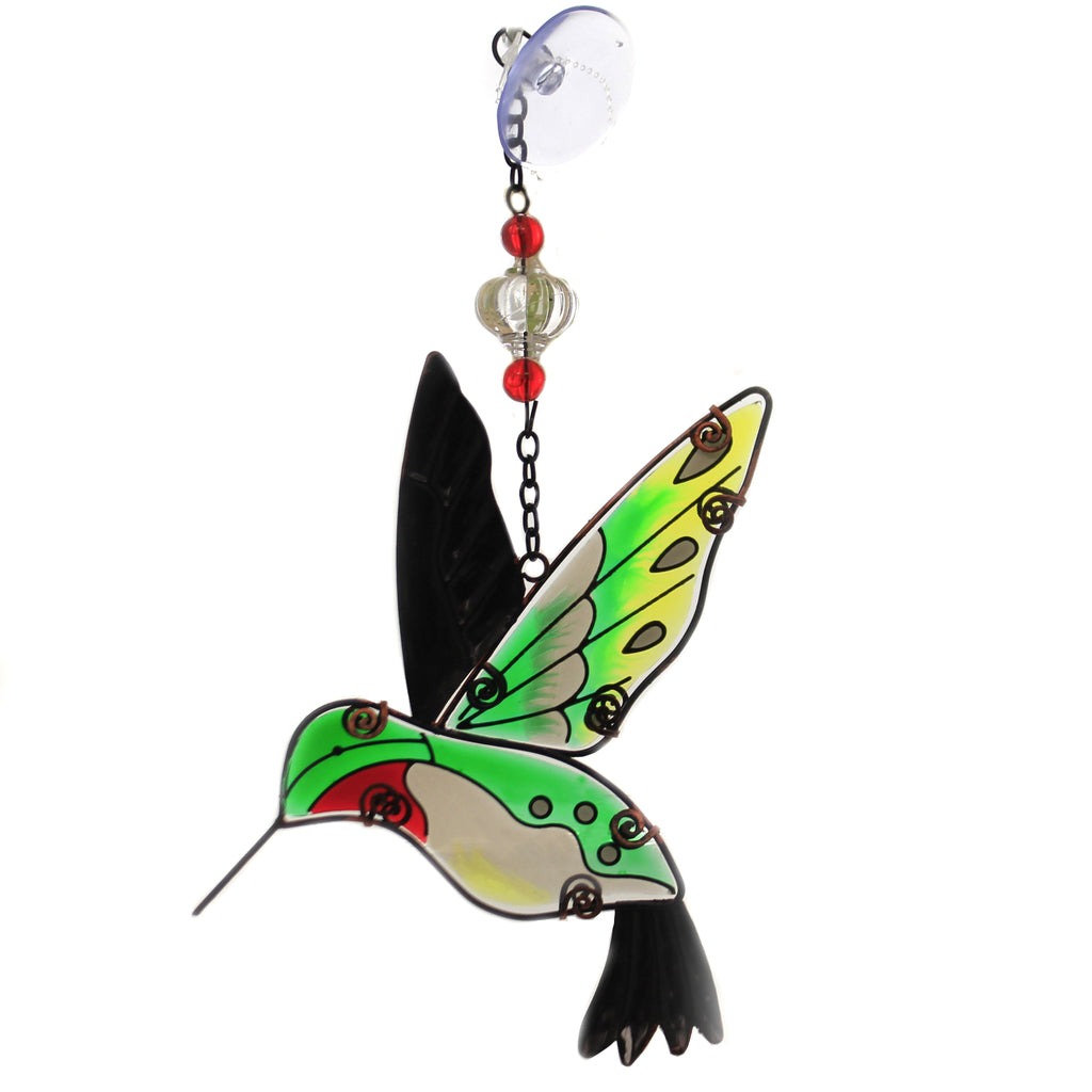 Hummingbird Sun Catcher 11560 Home Decor Home Decor - SBKGIFTS.COM - SBK Gifts Christmas Shop Cincinnati - Story Book Kids