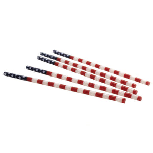 American Flag Set / 20 Em1851 Patriotic Other Decorative Serveware And Kitchen Accessories - SBKGIFTS.COM - SBK Gifts Christmas Shop Cincinnati - Story Book Kids