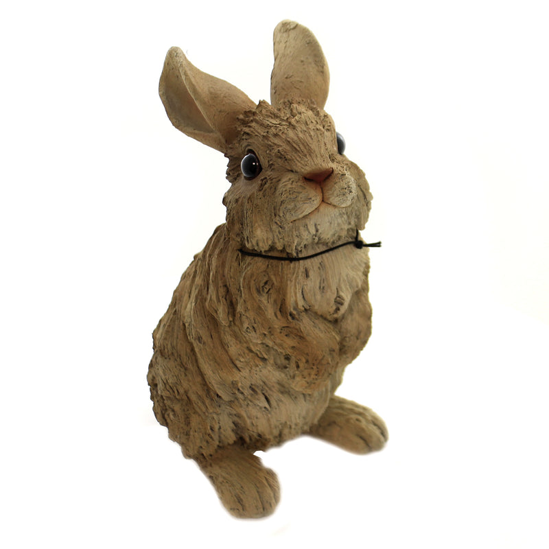 Driftwood Standing Rabbit 13323 Animal Figurines - SBKGIFTS.COM - SBK Gifts Christmas Shop Cincinnati - Story Book Kids