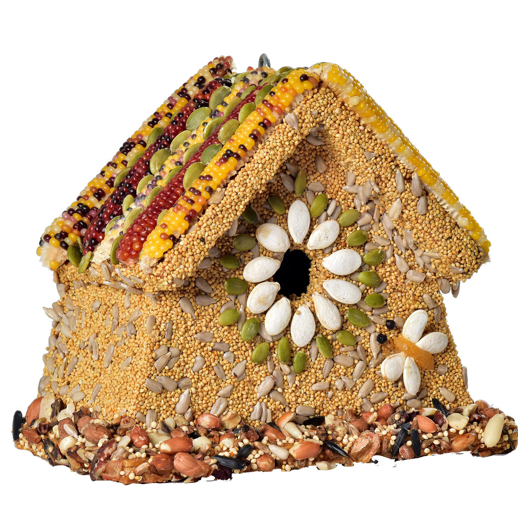 Rustic Wren Birdhouse 747 Home & Garden Bird Supplies - SBKGIFTS.COM - SBK Gifts Christmas Shop Cincinnati - Story Book Kids