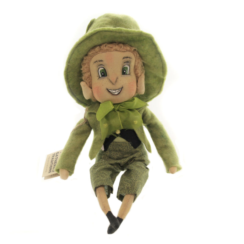 Keiran Leprechaun Fgs74325 Gallerie Ii Plush - SBKGIFTS.COM - SBK Gifts Christmas Shop Cincinnati - Story Book Kids