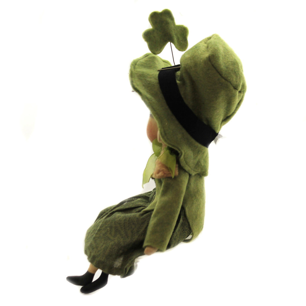 Kerry Leprechaun Fgs74326 Gallerie Ii Plush - SBKGIFTS.COM - SBK Gifts Christmas Shop Cincinnati - Story Book Kids