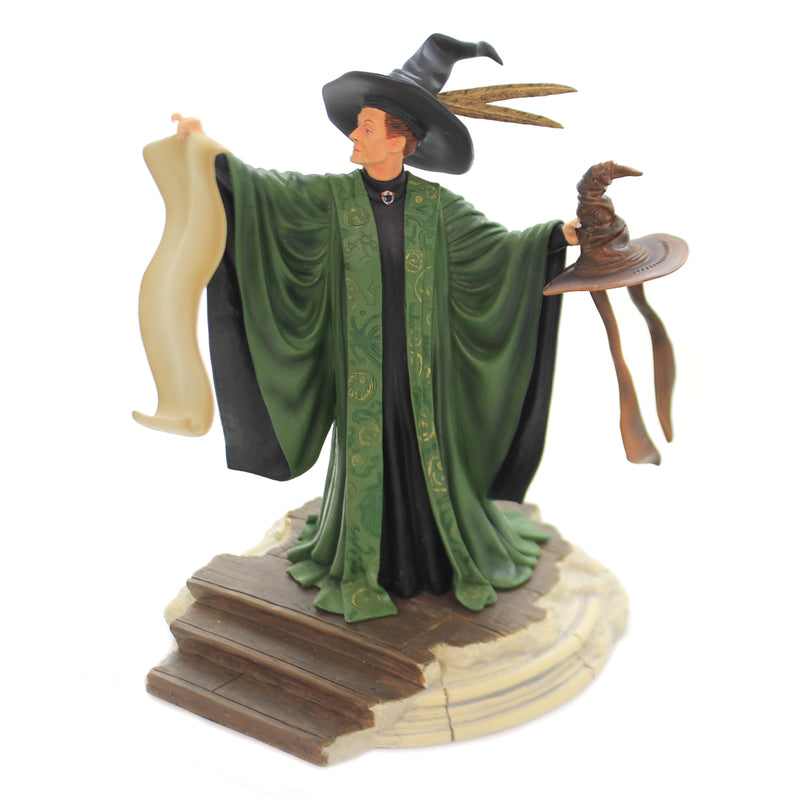 Minerva Mcgonagall Figurine 6005064 Licensed Figurines - SBKGIFTS.COM - SBK Gifts Christmas Shop Cincinnati - Story Book Kids
