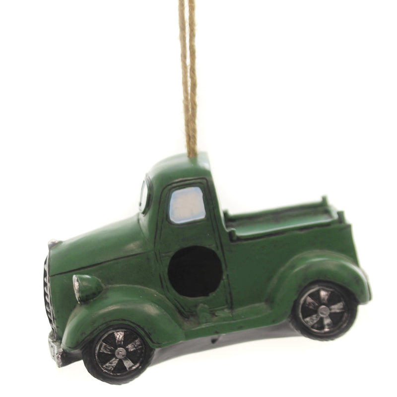 Truck Birdhouse Er59407 Green Home & Garden Bird Houses - SBKGIFTS.COM - SBK Gifts Christmas Shop Cincinnati - Story Book Kids