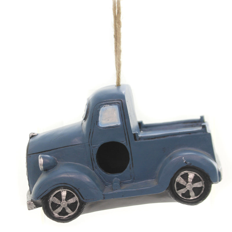 Truck Birdhouse Er59407 Blue Home & Garden Bird Houses - SBKGIFTS.COM - SBK Gifts Christmas Shop Cincinnati - Story Book Kids
