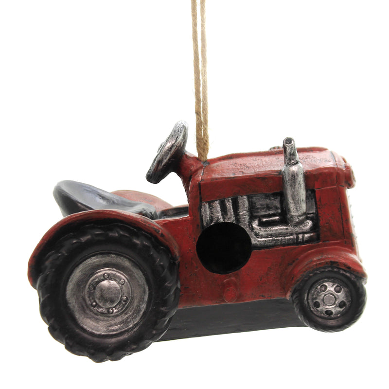 Tractor Birdhouse Er59408 Home & Garden Bird Houses - SBKGIFTS.COM - SBK Gifts Christmas Shop Cincinnati - Story Book Kids