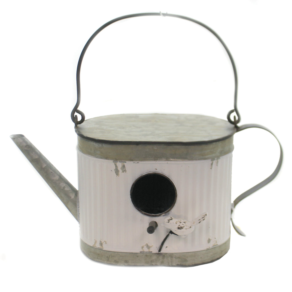Watering Can Birdhouse 161615 Oval Home & Garden Bird Houses - SBKGIFTS.COM - SBK Gifts Christmas Shop Cincinnati - Story Book Kids