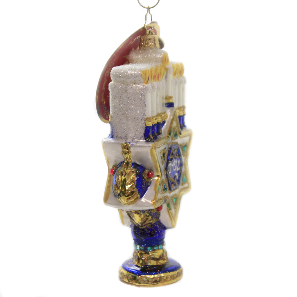 Rich With Tradition 1019553 Glass Ornaments - SBKGIFTS.COM - SBK Gifts Christmas Shop Cincinnati - Story Book Kids
